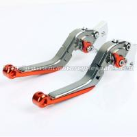 Quality CNC Machined Motorcycle Brake Clutch Lever Adjustable Custom Motorcycle Levers for sale