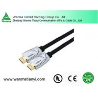 New style HDMI cable support 1.4 2.0v with ethernet Manufactures