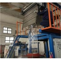High Efficiency PVC Shrink Film Blowing Machine With Film Blowing Process Manufactures
