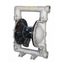 Powerful Air Driven Double Diaphragm Pump For Food And Textile Industries Manufactures