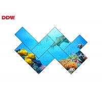 Multi Color Video Wall Mosaic , Transparent Seamless Video Wall Displays Manufactures