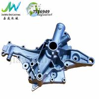 Flexible Volume High Pressure Die Casting Components Aluminum Alloy Material Made Manufactures