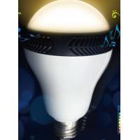 800lm E27 lamp holder led music light Remote - control 160 x 70mm Manufactures