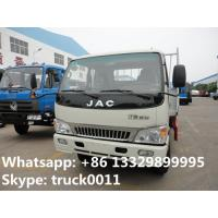 Factory direct sale JAC 4*2 LHD 5-8ton cargo truck with cheapest price, hot sale high qualiJAC LHD cargo truck Manufactures