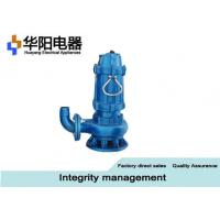 Electric Submersible Sewage Pump Heavily Polluted Factories Waste Water Drainage Manufactures