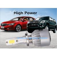 35 W H1 H4 9004 Car Aviation Aluminum LED Headlight Bulbs 5000LM Manufactures
