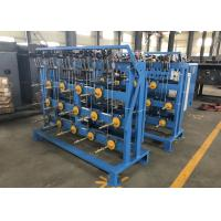 Payoff Stand Wire Buncher Machine For PT5-PT15 Spool Super Fine Wire Manufactures