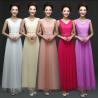 Deep V Neck Lace Cute Dress Butterfly Bride Dresses Factory Wholesale Bridesmaids Dress Manufactures