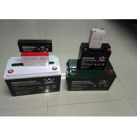 Inverter / Solar Front Terminal Battery Gel Type 12v125ah , Long Life Battery Manufactures