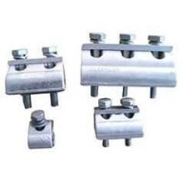 Single / Double / Three bolts Aluminum parallel groove clamps CAPG - A2, CAPG - A1 Manufactures