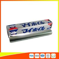 China 8011 Alloy Heavy Duty Aluminum Foil Sheets For Food Packaging Cold Resistant on sale
