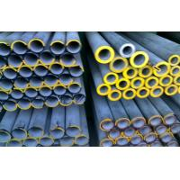 ASTM A312 Heavy Wall Stainless Steel Pipe , Round Cold drawn Steel Tube Manufactures