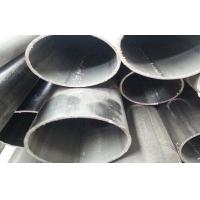 Hot Finished Welded Stainless Steel Elliptical Tube ASTM A312 TP304 / 304L 316L Manufactures