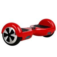 China Red Two Wheel Hoverboard Segway Self Balancing Scooter with Led Speaker on sale