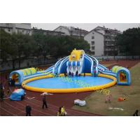 giant water slide park for sale Manufactures