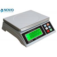 Portable Shop Commercial Weight Scale , Accurate Weight Scale With Back Light