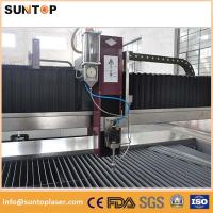 Quality Repeatability 0.02mm  water jet cnc cutting machine metal cutting machine for sale