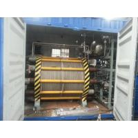 Pure Water Skid Mounted Hydrogen Generation Plant With PLC System Manufactures