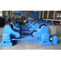 Quality Self Alignment Pipe Turnig Rolls U Type Open Mouth Welding Rotate Tanks Welding for sale