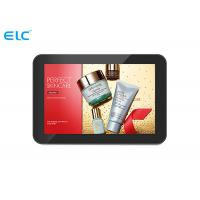 8''  Android 8.1 wall mounted Touch Screen tablet Digital Signage with PoE Manufactures