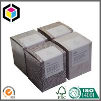 Fashion Candle Corrugated Packaging Box; Matte Color Print Corrugated Box Manufactures