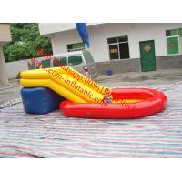 children inflatable pool with slide Manufactures