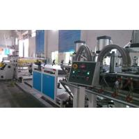 PVC Crust Foam Board Machine Energy Saving For Roof Sunlight Panel Making Manufactures