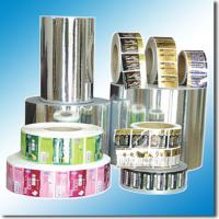 OEM Removable Roll Self Adhesive Art Paper Sticker Colored Custom Printed Labels Manufactures