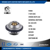 Automobile Thermostat for FORD GENERAL MOTORS OPEL ROVER 7072643 V94DD-8575-AA 91153670 1338466 GTS287 SWT2608-80 Manufactures
