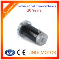 24V 800W Permanent Magnet Electric DC Motor With Brush / High Torque Manufactures