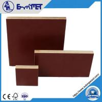5 x 10 china hardwood core construction shuttering phenolic wbp film faced plywood 18mm Manufactures