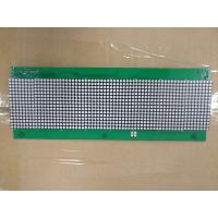 Buy cheap 2 Layer Aluminum Pcb Assembly FR4 500MM Length*60MM Width Lattice led display on from wholesalers