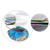 PLASTICLENTICULAR 3D lenticular surface EVA base materical mouse pad printing pp 3d mouse pad lenticular printing Manufactures