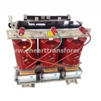 China Resin Insulation Dry Type Transformer (SCB) on sale