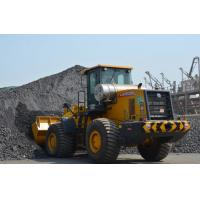 Anti Dust Structure Mini Compact Wheel Loader With 5000kg Load Long Wheelbase Manufactures