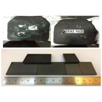 Quality Ceramic Ballistic Armour Plates / Silicon Carbide Ceramic Tiles For Understanding Armor Plate for sale
