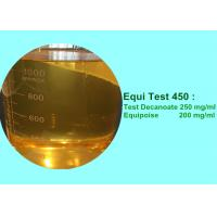 99.28% High Quality Mixed Steroid Hormone Liquid Equi Test 450 mg/ml Manufactures