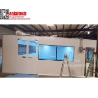 China China Clean Room Modular Clean Room Medical Operating Room on sale