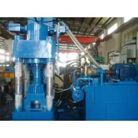 China Hydraulic Drive Briquette Machine Stable Operation For Compress Metal Sawdust on sale