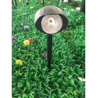 Quality Adjustable Solar LED Spotlight 4500K - 5500K Quick Installation For Lawn for sale