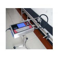 Stable High Resolution DOD Inkjet Printer For Automobile Accessories / Medicines Manufactures