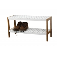 36cm Height Wooden Shoe Rack Manufactures