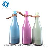 Fashionable Landscape Solar Lights Beautiful Design Solar Garden Bottle Lights Manufactures