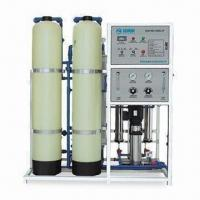 Industrial Water Purification System with 2.95kW Power Consumption, Measures 1,550 x 900 x 1,820mm Manufactures