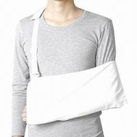 Buy cheap Arm Sling for Humerus Fracture/Wrist Sprain, Adjustable, Steady and Convenient from wholesalers