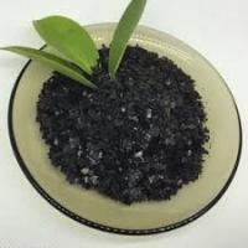Solid Performance Kelp Powder Fertilizer , Organic Water Soluble Fertilizer Black Manufactures