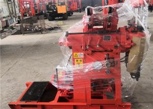 XY-1A Water Well Drilling Rig Machine Low Speed High Torque Convenient Operation Manufactures