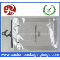 Promotion Clear Pvc Bags , Fahionable Pvc Plastic Bag Environment Friendly Manufactures