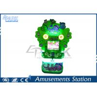 Little Musician Hitting Kids Coin Operated Game Machine Cartoon Patterns Manufactures