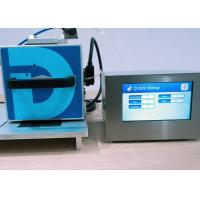 Electric 53mm thermal transfer barcode printer , Expiry Date TTO Machine Manufactures